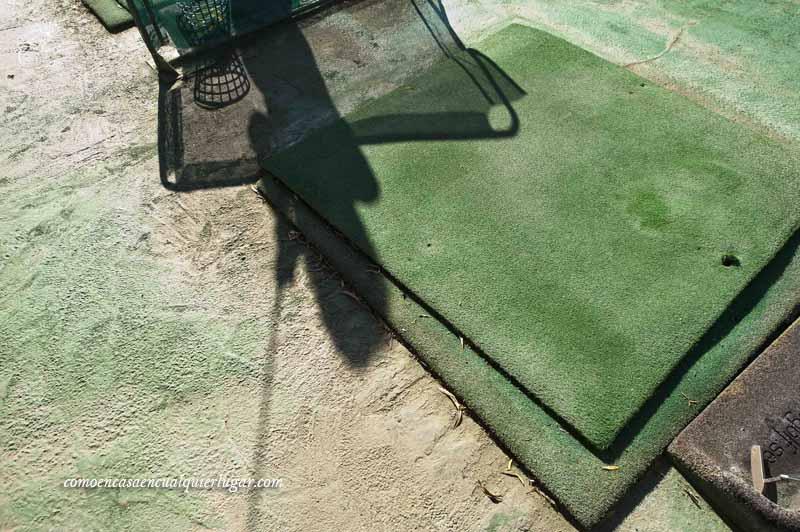 Bautismo de golf