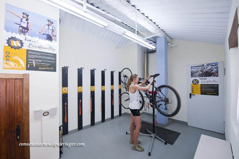 Bikefriendly alojamientos amigos de la bici foto Miguel Angel Munoz Romero_004