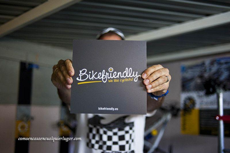 Bikefriendly alojamientos amigos de la bici foto Miguel Angel Munoz Romero_010