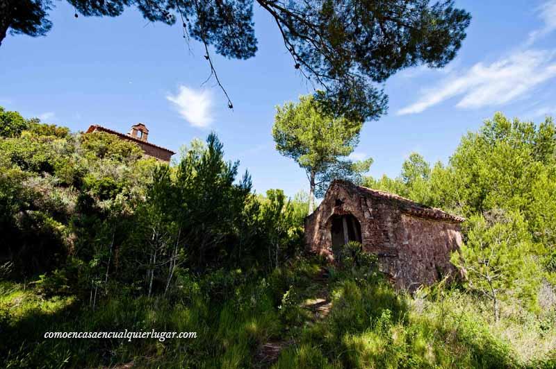 Desierto de las Palmas y el Monasterio de los Padres Carmelitas Benicàssim