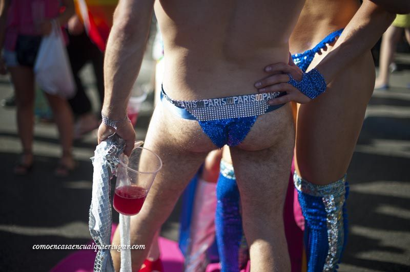 Fotos de la Fiestas del Orgullo Gay en Madrid