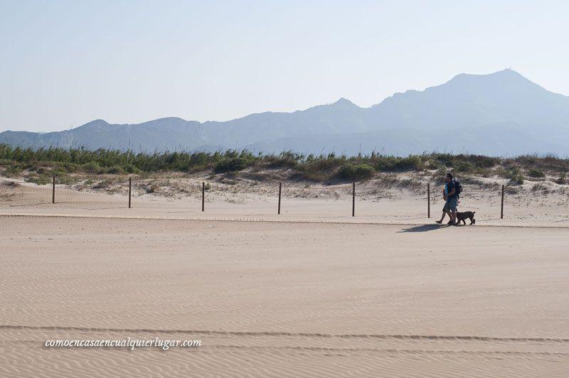 Playa Can Gandía