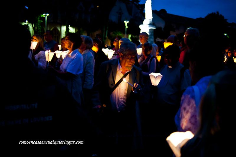 procesiones nocturnas