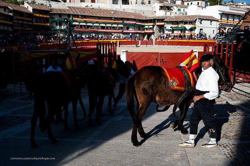 El festival taurino más antiguo de españa chinchon_Foto_Miguel Angel Munoz Romero_0002