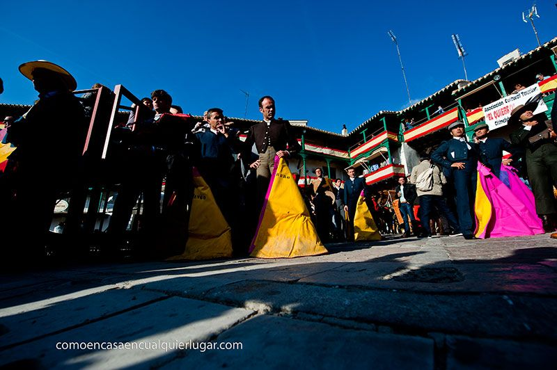 El festival taurino más antiguo de españa chinchon_Foto_Miguel Angel Munoz Romero_0005