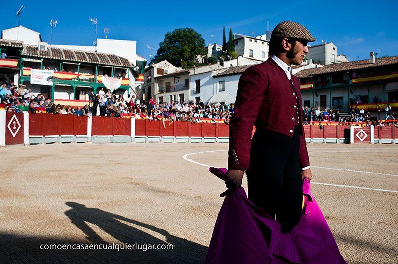 El festival taurino más antiguo de españa chinchon_Foto_Miguel Angel Munoz Romero_0006