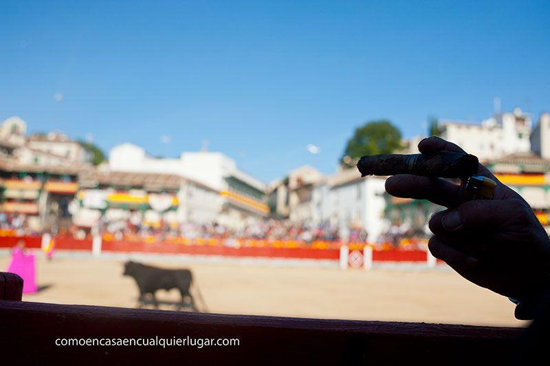 El festival taurino más antiguo de españa chinchon_Foto_Miguel Angel Munoz Romero_0008