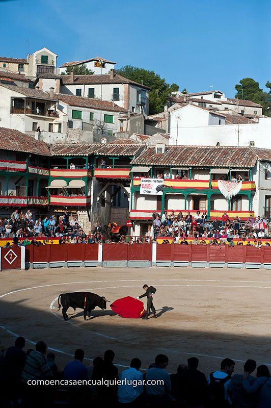 El festival taurino más antiguo de españa chinchon_Foto_Miguel Angel Munoz Romero_0009