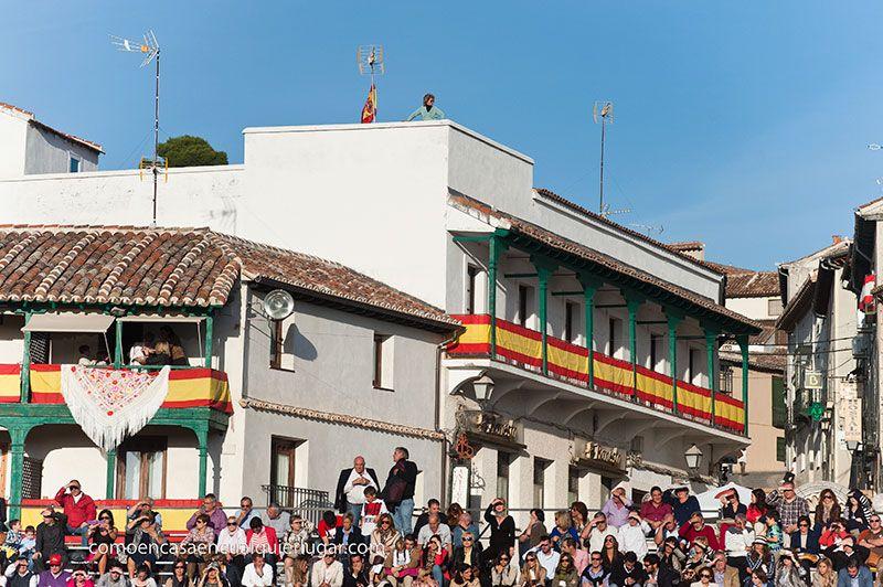 El festival taurino más antiguo de españa chinchon_Foto_Miguel Angel Munoz Romero_0013