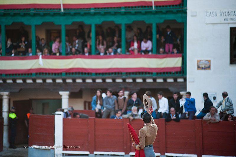El festival taurino más antiguo de españa chinchon_Foto_Miguel Angel Munoz Romero_0016