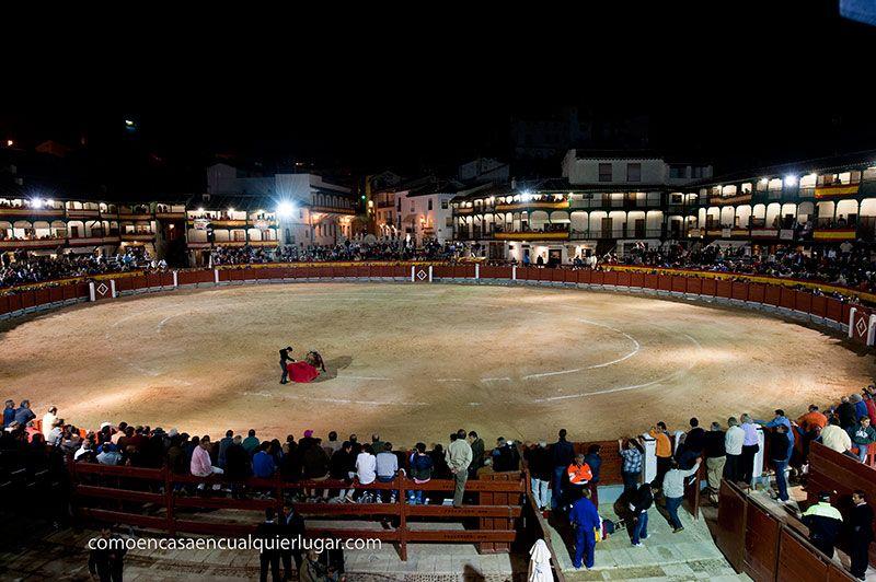 El festival taurino más antiguo de españa chinchon_Foto_Miguel Angel Munoz Romero_0022