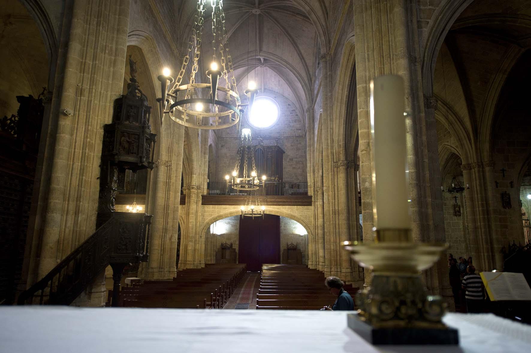 Iglesia de Santa Maria Aranda de Duero