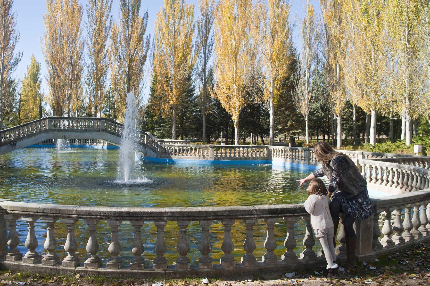 Parque de la Ermita de Nuestra Señora de las Viñas Aranda de Duero