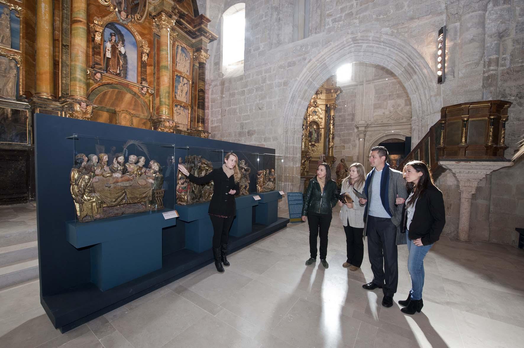 Iglesia de San JuanMuseo de arte sacro Aranda de Duero