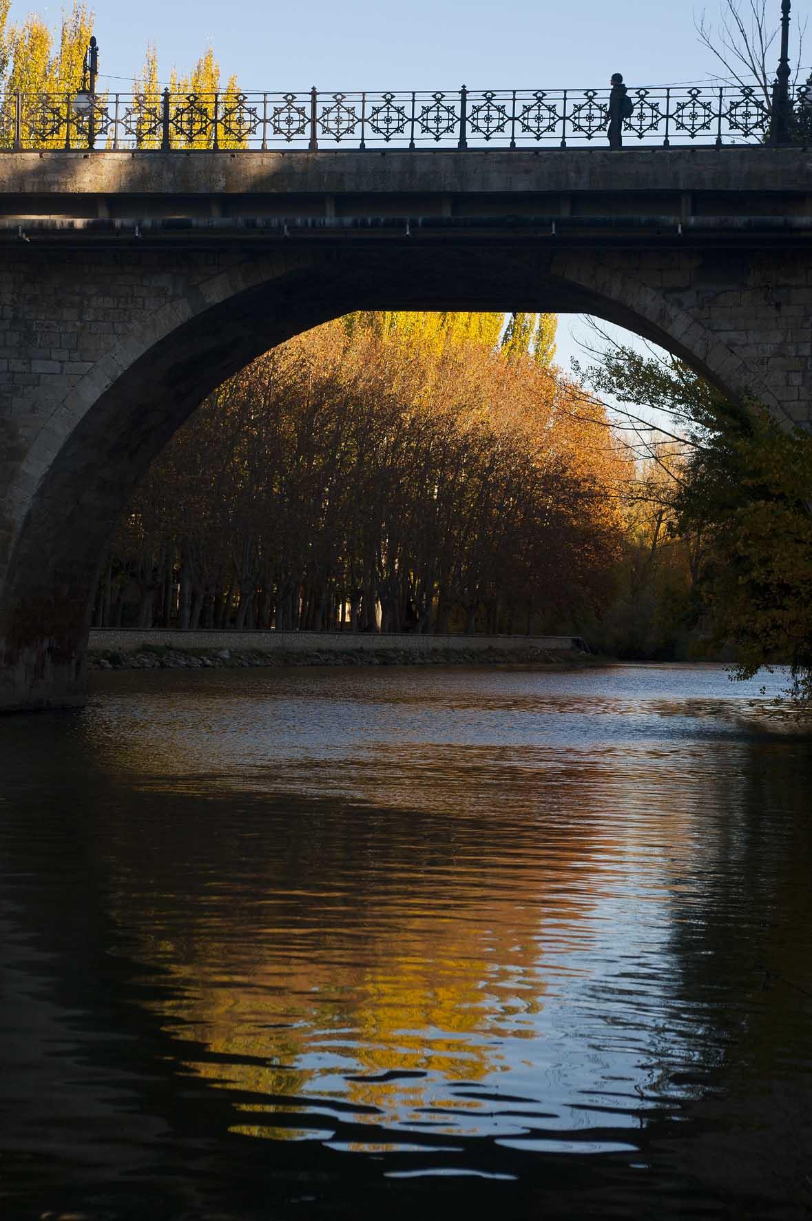El puente de Aranda de Duero
