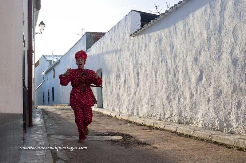 La Endiablada de Almonacid del Marquesado Cuenca