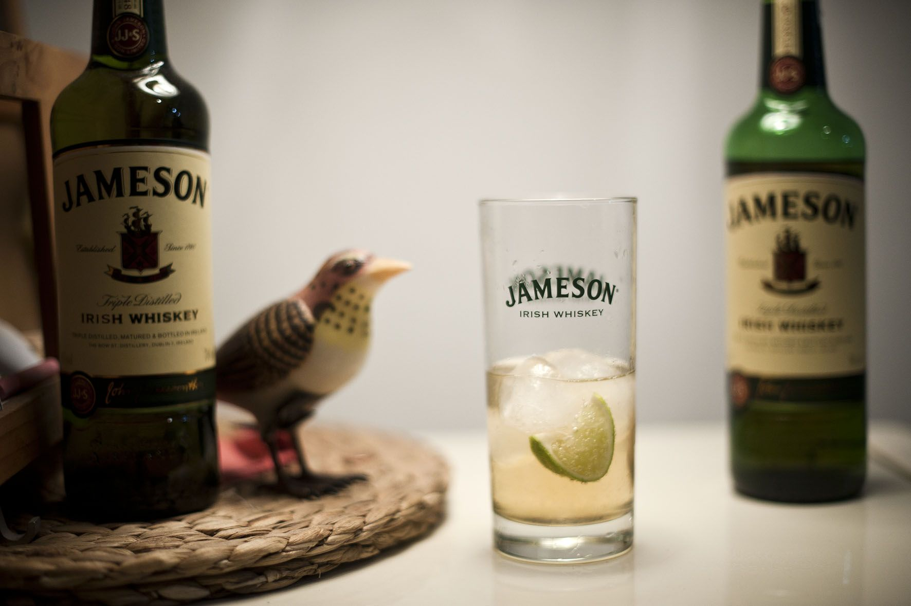 Cata de whisky Jameson en Madrid