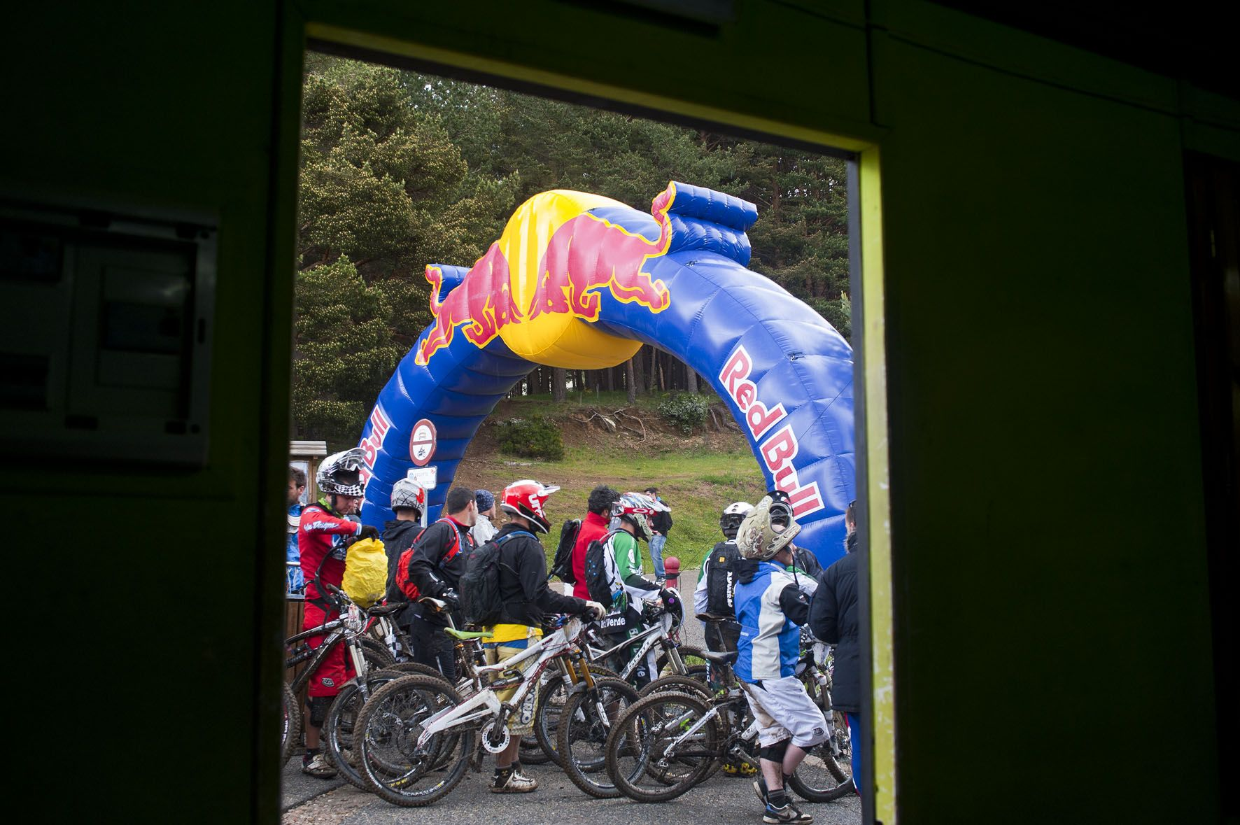 Red Bull Holy Bike En La Pinilla