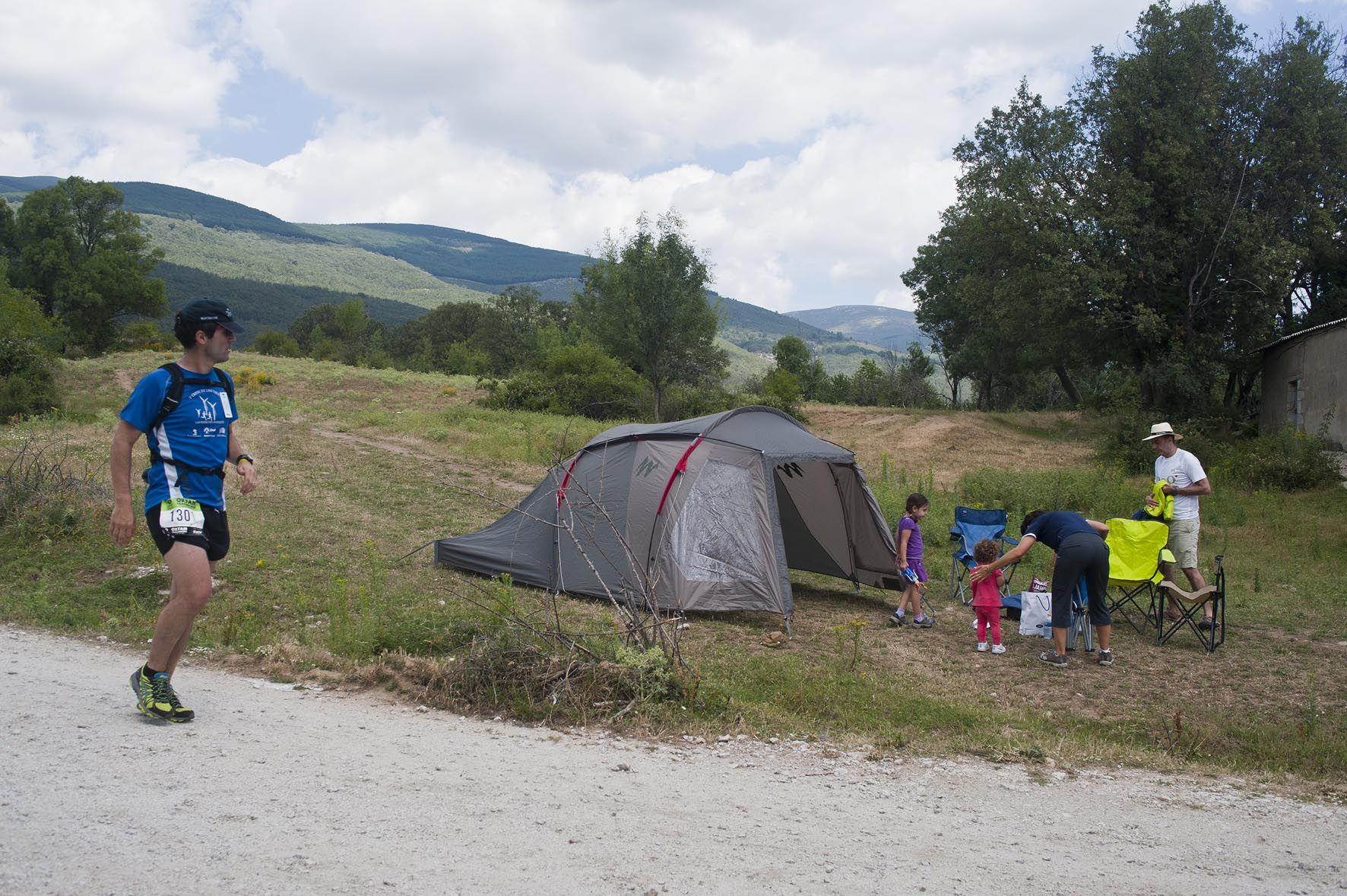 Oxfam Trailwalker Madrid 2014 Valle de Lozolla Sierra Guadarrama