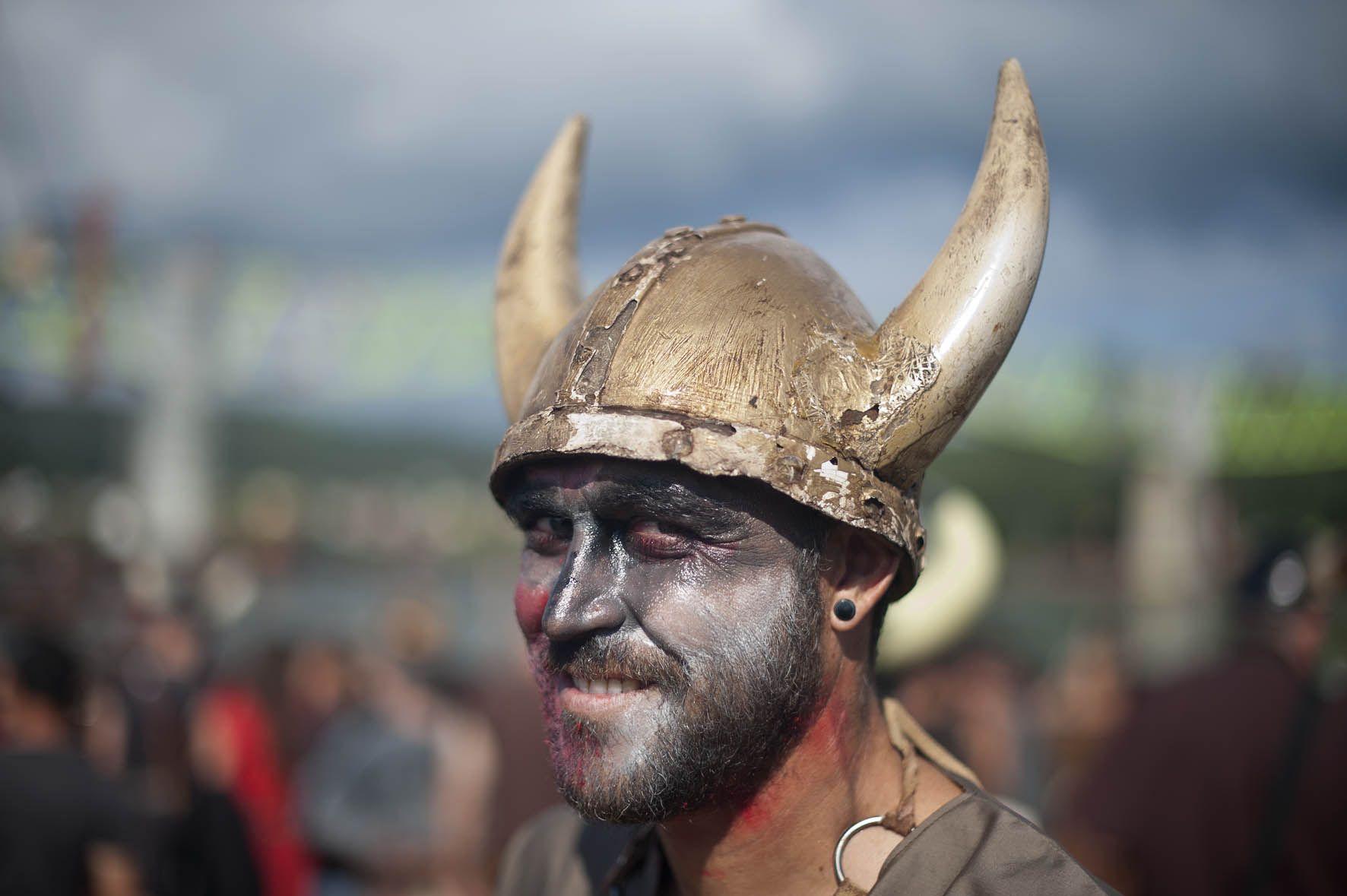 Fiesta Vikinga, Romeria Vikinga Catoira Pontevedra