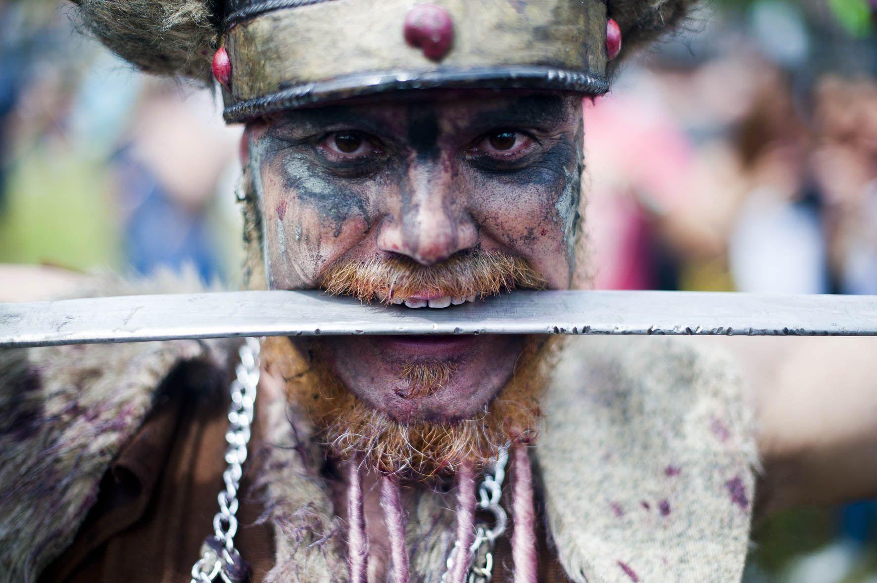 Vikingos España: desembarco vikingo de Catoira, Pontevedra