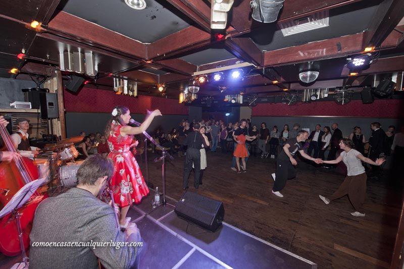 Sala de baile Frankfurt