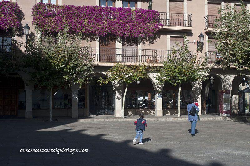 plaza de Soria
