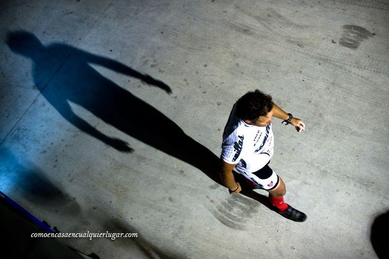 Antonio De La Rosa deportista