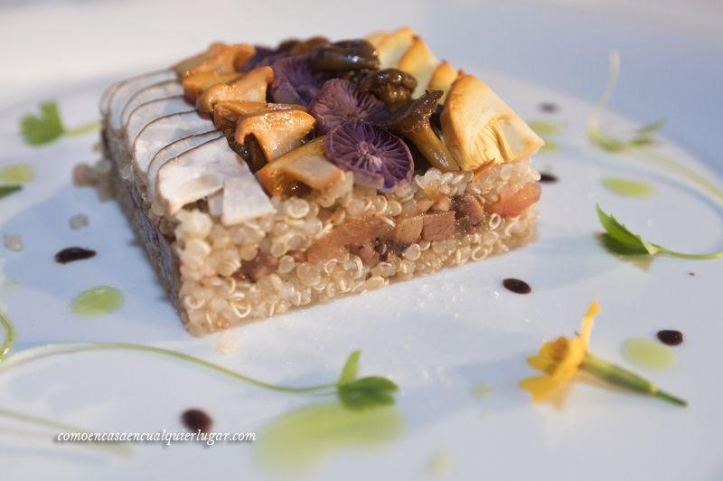 IV congreso de micologia Soria gastronomica