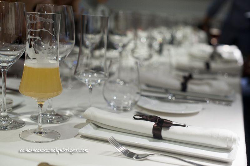 restaurante Atelier Belge en Madrid
