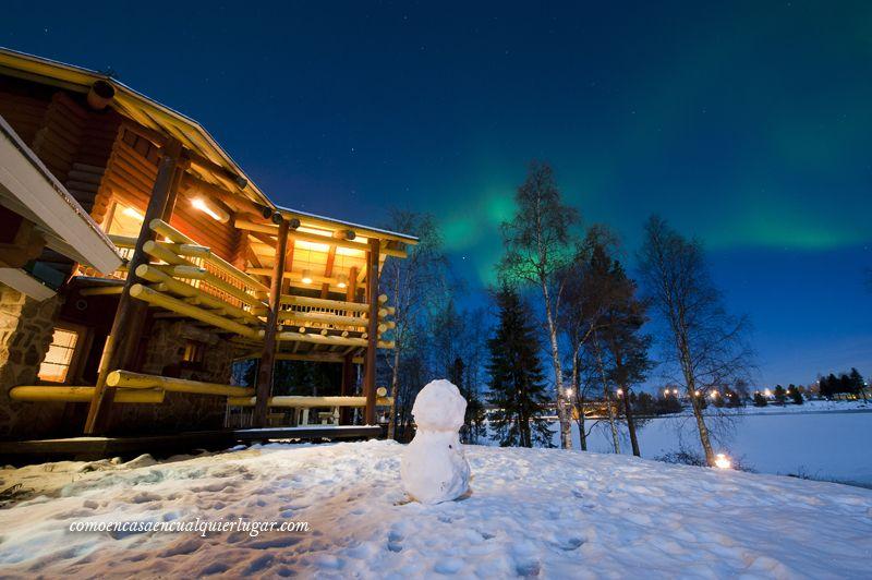 como hacer fotos auroras boreales