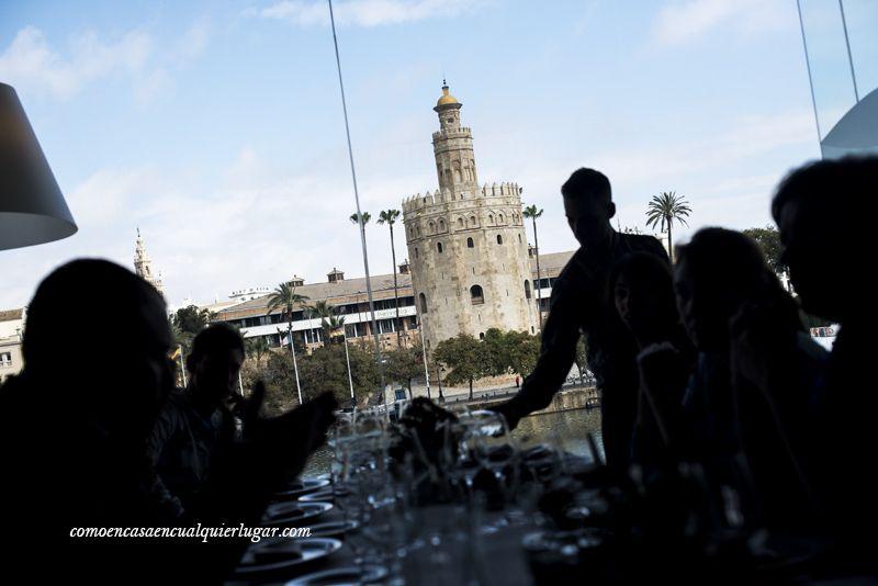 Restaurante Abades triana Sevilla