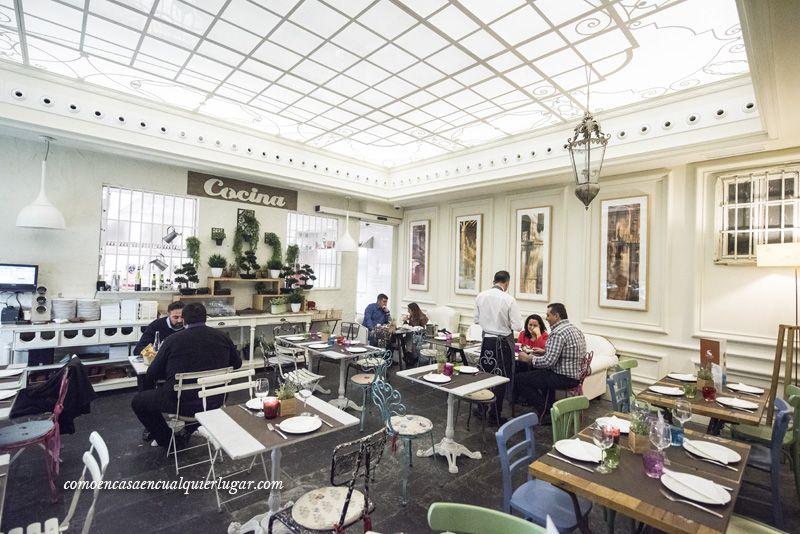 Restaurante Don Juan de alemanes sevilla