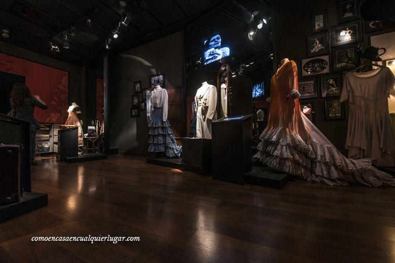 Museo de baile flamenco de Cristina hoyos. Sevilla