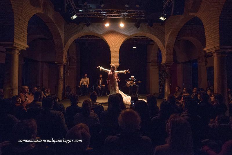 Museo de baile flamenco de Cristina hoyos Sevilla