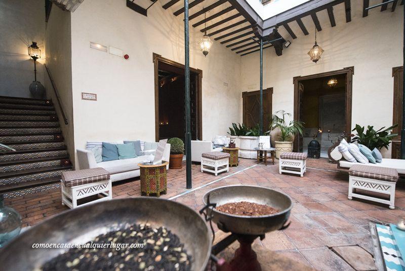 Aire de Sevilla baños arabes_