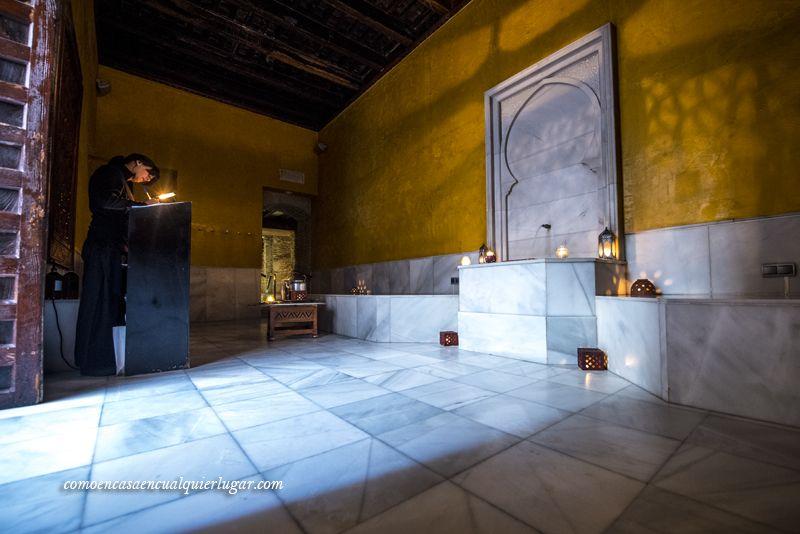 Aire de Sevilla baños arabes