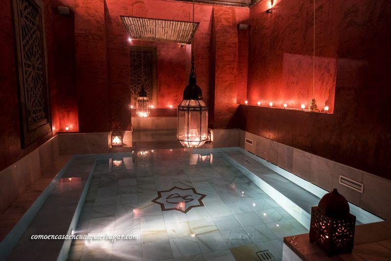 Aire de Sevilla baños árabes