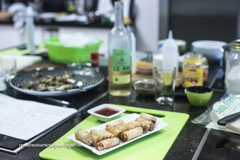 Talleres de cocina en Madrid