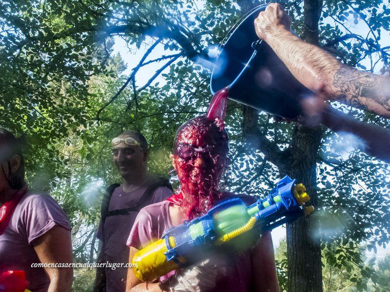 Batalla del vino Haro