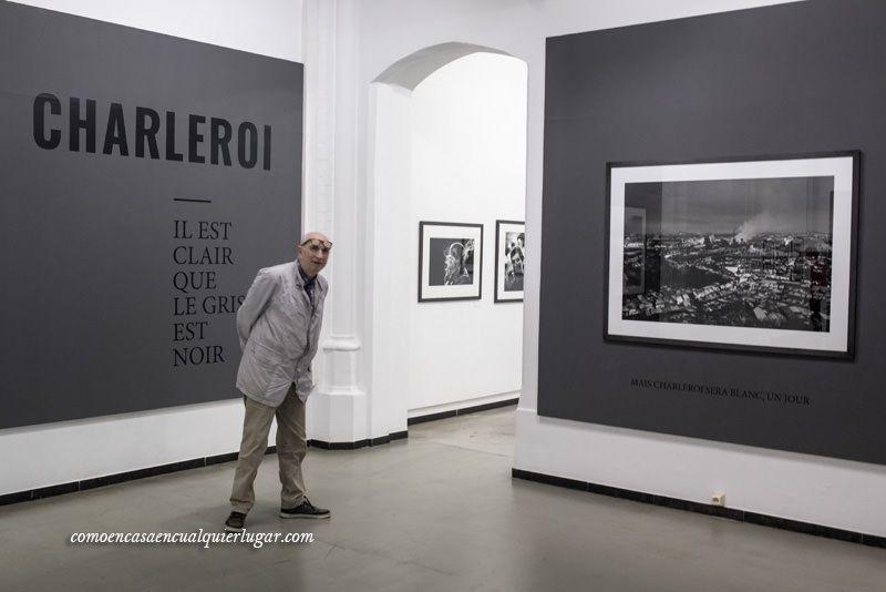 Museo de la fotografía de charleroi Belgica