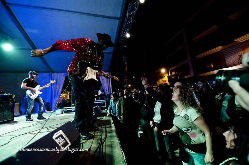 Benicàssim Blues Festival fotos de los conciertos