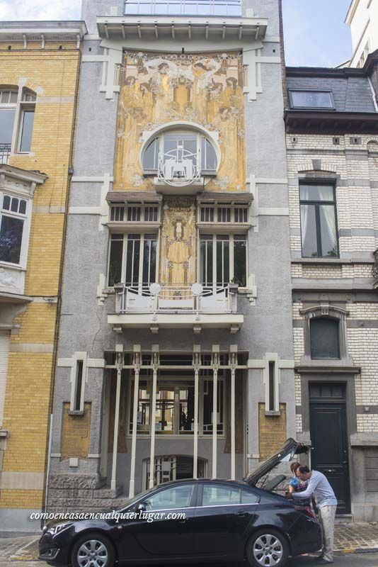 Ruta Art nouveau en Bruselas foto_miguel angel munoz romero_001