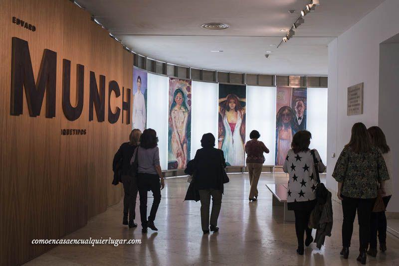 Exposición de Edvard Munch Arquetipos en el Museo Thyssen Bornemisza