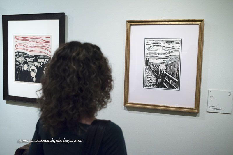 Exposicion Edvard Munch_Arquetipos_Museo  Thyssen_Bornermisza_Madrid_foto_Miguel Angel Munoz Romero_003