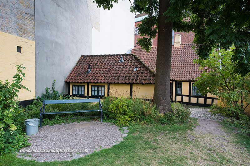 Ruta Hans Christian Andersen en Odense