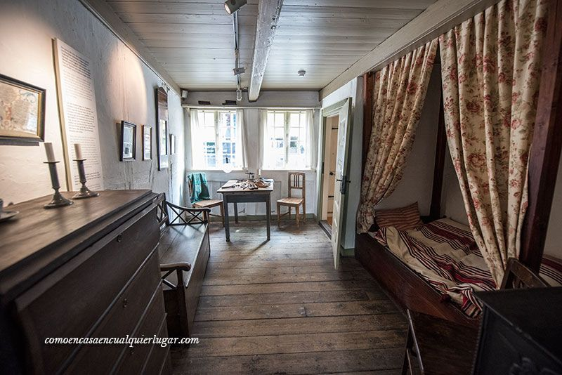 casa museo Hans Christian Andersen's odense
