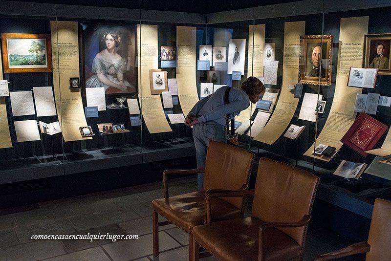 museo Hans Christian Andersen en Odense