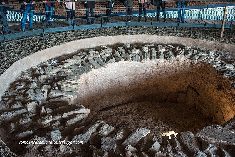 Qué ver en Almendralejo sepulcro prehistórico