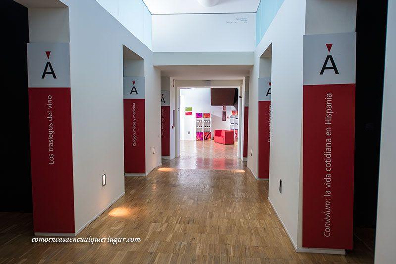 Qué ver en Almendralejo museo de las ciencias del vino
